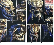 """12""""PREDATOR Skull Sci-Fi Movie Vinyl+Resin Model Kit 3/4"""