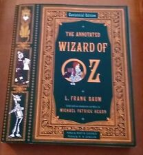 CENTENNIAL EDITION of THE ANNOTATED WIZARD OF OZ (2000 SC)
