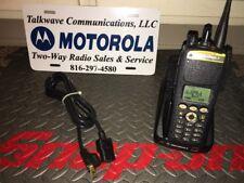 MOTOROLA XTS2500 MODEL III UHF P25 DIGITAL FPP RADIO PKG. POLICE, FIRE, EMS