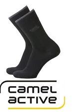 camel activ - Socken - 6 Paar - schwarz - Größe 43/46