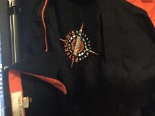 Harley Davidson  short  sleeve work button down  shirt men's  Large