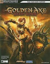 Golden Axe: Beast Rider Official Strategy Guide : Beast Rider Official Strategy