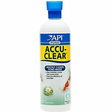 New listing Api Pond Accu-Clear Pond Water Clarifier 16-Ounce Bottle Pet Supplies