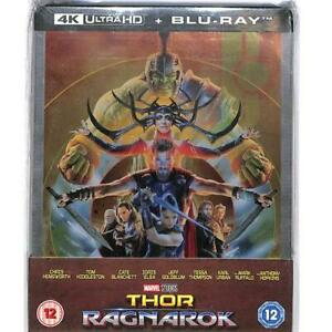 EBOND Thor Ragnarok Steelbook (4K Ultra HD+Blu-Ray) BLURAY D610462