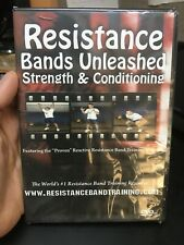 Resistance Band Unleashed Strength & Conditioning Band Training DVD