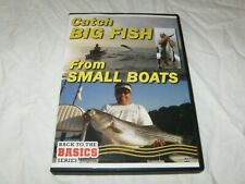 Small Boats, Big Fish: How to Rig Your Small Boat to Catch Big Fish Nearshore.