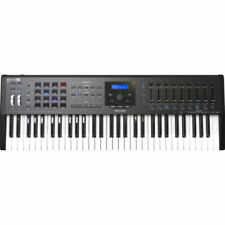 Arturia KeyLab MKII 61 Midi Keyboard Controller Black