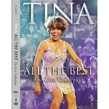 "TINA TURNER ""ALL THE BEST"" DVD NEW+"