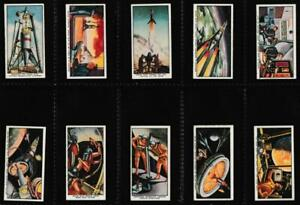British Automatic Co - 'Space Travel' - Complete Set