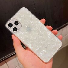 For iPhone 11 Pro Max Marble Shockproof Silicone Soft Phone Protector Case Cover