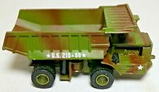 ERTL CO. MILITARY PAYHAULER  DUMP DUMPER TOY TRUCK COLLECTIBLE, Very Rare!