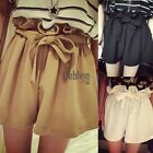Taille Haute En vrac Mini Short Femme Elastique Pantalon Mode Taille unique LEBB
