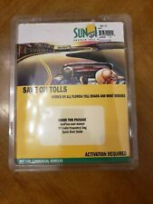 Florida Sun Pass Transponder For Florida Toll Roads Portable Version