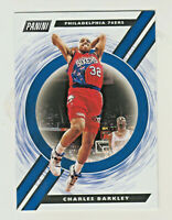 2019-20 Panini PLAYER OF THE DAY #94 CHARLES BARKLEY Philadelphia 76ers HOF