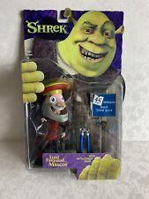 Shrek, Lord Farquaad Mascot Action Figure, McFarlane Toys, 2001