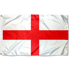 England Flag and Banner