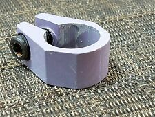 """gt pro Performer old bmx lavender 1"""" seat clamp freestyle tour saddle dyno hutch"""