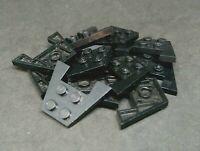 Lego Wing Double 4x3 [4859] Black x12
