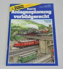 Eisenbahn-Journal - Anlagenplanung vorbildgerecht - Band III