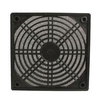 Dust Resistant 120mm Case Cooler Fan Dust Filter Cover Grill for PC Computer