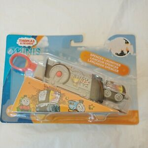 Thomas And Friends Minis Spencer Launcher New - Box damaged