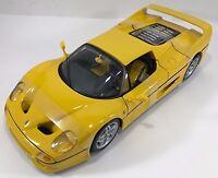 Bburago - 18-16004 - Ferrari F50 Race and Play Scale 1:18 - Yellow