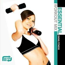 Essential Workout Mix: Swing Fitness (2013, CD NIEUW) CD-R