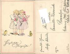 583615,Künstler AK Mela Koehler unsigniert Ostern pub Munk Vienne 975