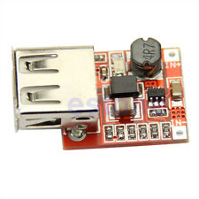 Step Up DC DC Converter  Boost Module 3V To 5V 1A USB Charger F MP3 MP4 Phone