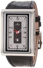 Lorenz Men's 025922BB TB7 Big Rectangular Watch