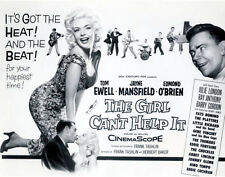 """Jayne Mansfield, The Girl Can't Help It, Poster Replica Print 14 x 11"""""""
