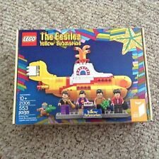LEGO The Beatles Yellow Submarine Set 21306 #015 LEGO Ideas 553 Pcs