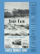 "The Beach Boys Surf Farm 16"" x 12"" Photo Repro Concert Poster"