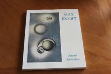 Max Ernst Beyond Surrealism Retrospective of the Artist's Books & Prints Pb 1986