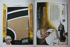 2012-13 Panini Prime #82 Saku Koivu 07/20 prime colors LOGO ducks Finland