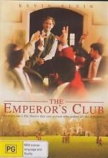 EMPEROR'S CLUB, THE: Kevin Kline, Emile Hirsch DVD NEW