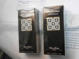 DETCHEMA / Revillon 2*120ml Splash Parfum de Toilette! RARE!