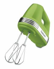 Cuisinart HM -70 GRSLTFR 7-Spd mezclador de la mano, Verde (certificado reformado)