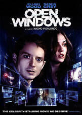 Open Windows ,(DVD, 2015), NEW and Sealed, LOW Cost Shipping!