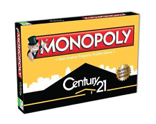 Monopoly - Century 21 Real Estate Limited Edition - RARE