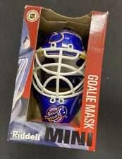 Grant Fuhr Signed Auto Autographed St. Louis Blues Mini Goalie Mask
