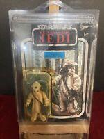 Star Wars Return Of The Jedi Logray Ewok Action Figure Sealed 1983 Vintage