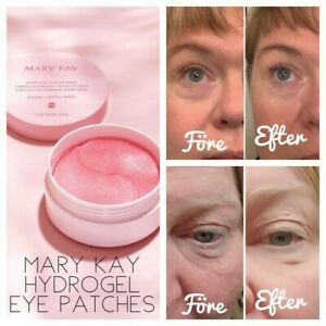Mary Kay Hydrogel Eye Patches  30 Pairs