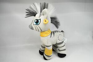 Zecora Build-A-Bear WorkShop Plush My Little Pony Zebra Gray Stripes 2014