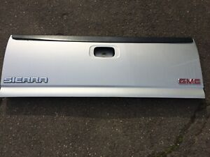 Trunk hatch tailgate 2006 GMC Sierra 2500HD Tailgate