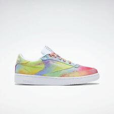 reebok freestyle hi rainbow