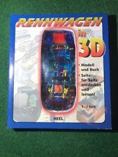 Rennwagen in 3D Modell Und Buch Heel.11