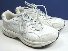 Dr. Comfort Spirit Plus Womens Size 8 M Therapeutic Orthopedic Shoes  White blue