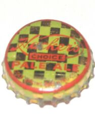 Hackers Choice Pale Ale EARLY Beer Bottle Cap Cold Spring Brewing Fall River MA