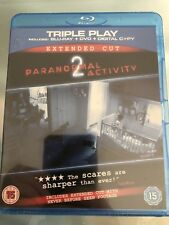 PARANORMAL ACTIVITY 2*****BLU-RAY*****REGION B*****NEW & SEALED